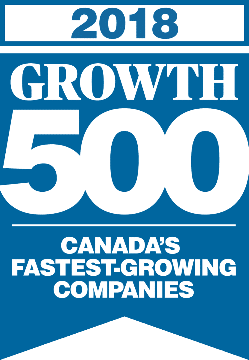PRESS RELEASE: The Burnie Group achieves second consecutive top 100 rank in 2018 Growth 500 ranking of Canada's Fastest-Growing Companies