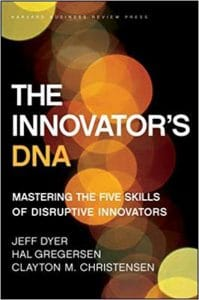The Innovator's DNA | innovation books