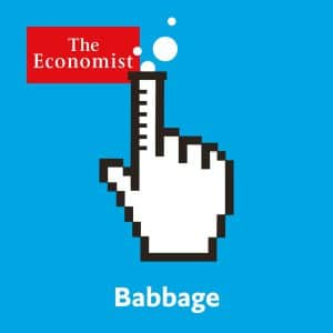 The Econommist Babbage | innovation podcasts