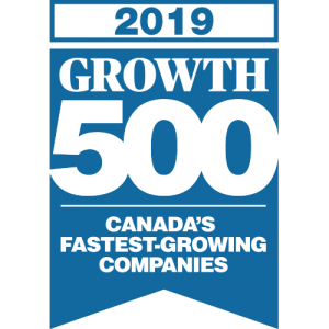 PRESS RELEASE: The Burnie Group achieves third consecutive top 100 rank in 2019 Growth 500 ranking of Canada's Fastest-Growing Companies