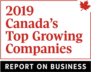 2019 Canada's Top Growing Companies logo