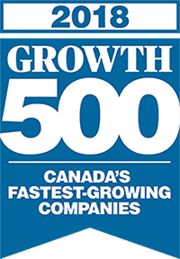 Growth 500 2018 logo