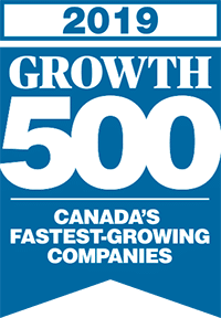 Growth 500 2019 logo
