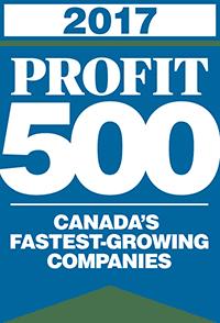 Profit 500 2017 logo
