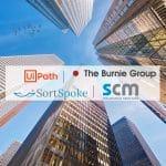 Burnie Group SCM UiPath SortSpoke webinar feature image